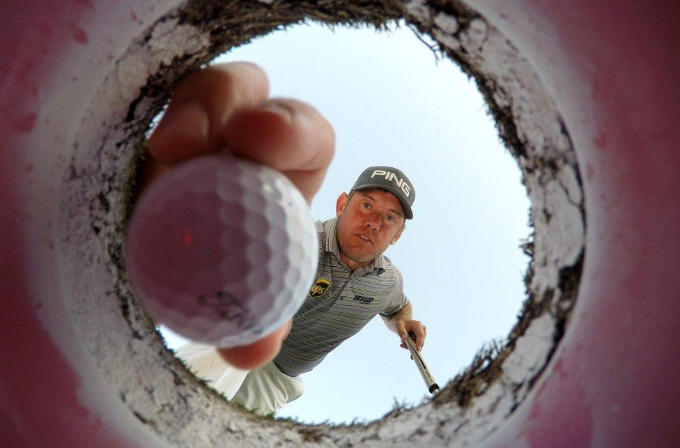 Ли Вествуд, мейджоры мужского гольфа
