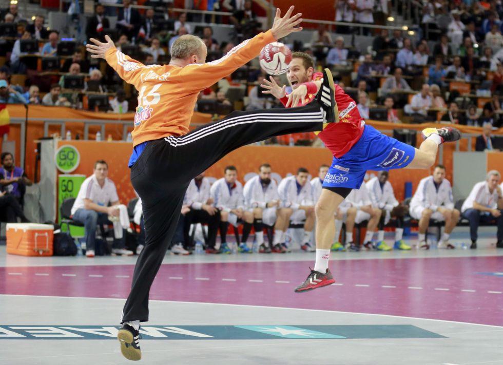 Omeyer priva a España de la final