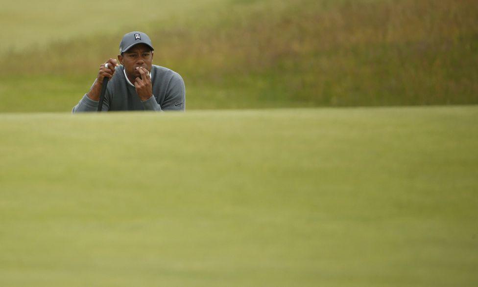 Тайгер Вудс, мейджоры мужского гольфа