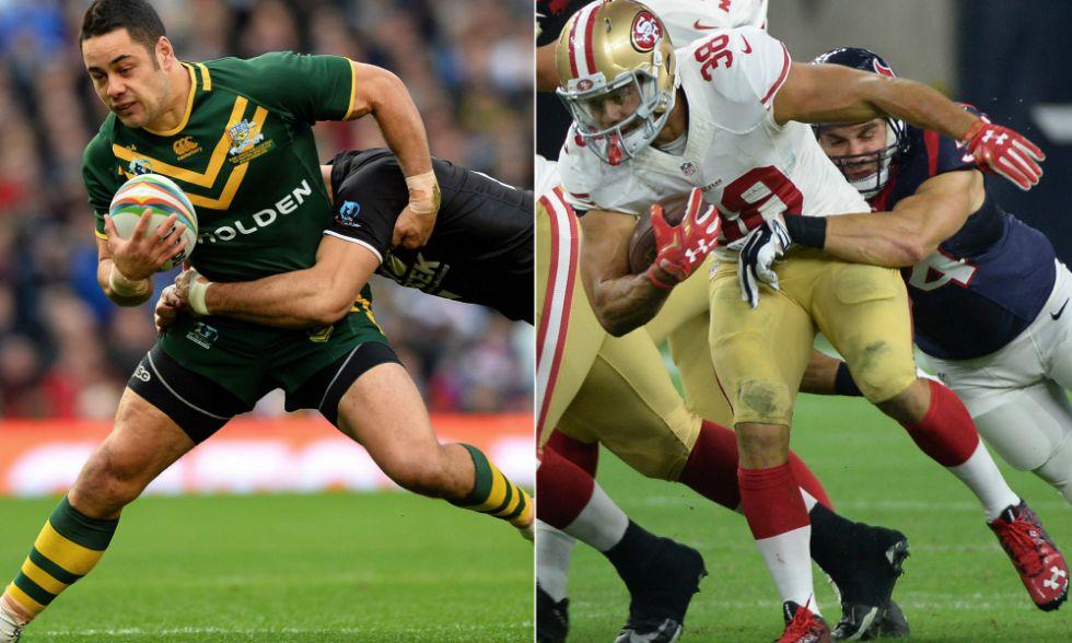 Rugby vs Football Americano (La mentira se acabó)