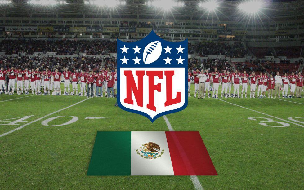 La NFL jugará en Mexico en 2016 y gana la batalla a Alemania